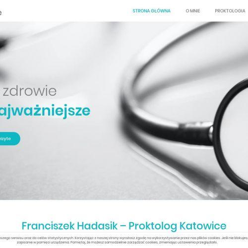 Najlepszy proktolog - Sosnowiec