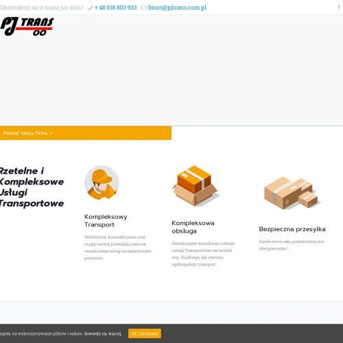 Transport mebli - Gliwice