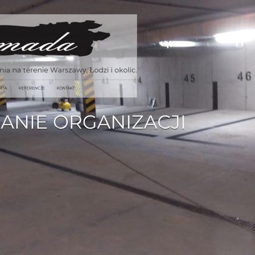 Podłogi żywiczne - Łódź