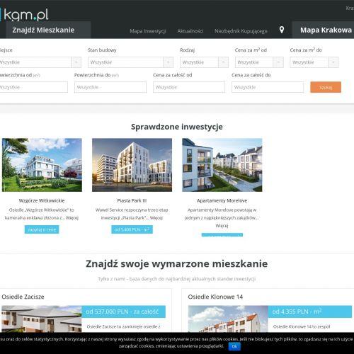 Apartamenty - Wieliczka