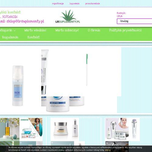 Kosmetyki na bazie aloesu dla dzieci