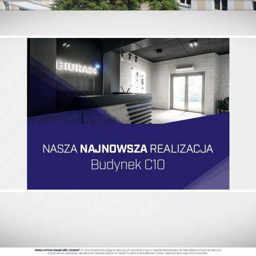 Wynajm lokali biurowych w Warszawie