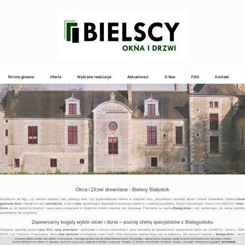 Schody strychowe - Białystok