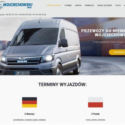 Przewoz osób z Polski