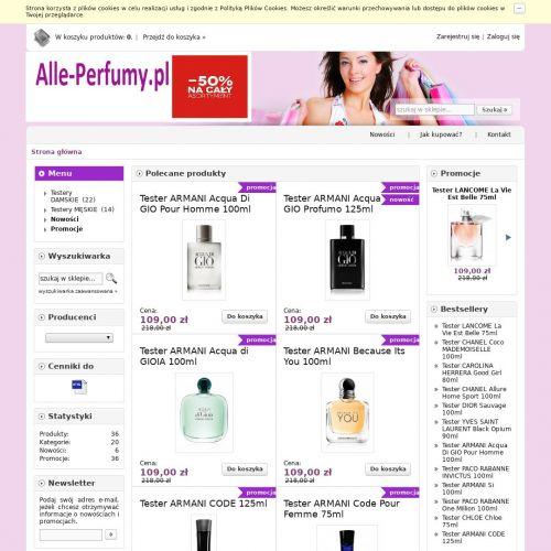 Perfumy firmowe online