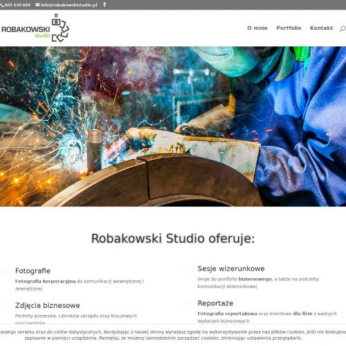 Zdjęcia biznesowe - Poznań