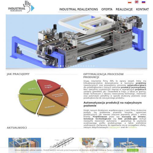Optymalizacja procesów produkcji