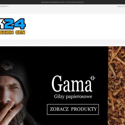 Hurtowa sprzedaż olejków do e-papierosa