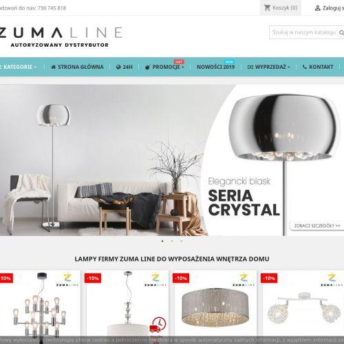 Zuma Line lampy sufitowe