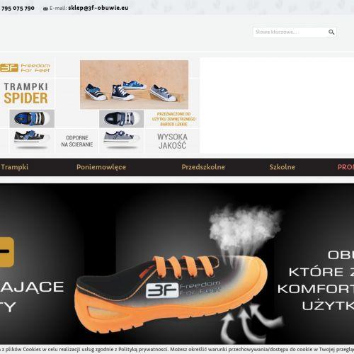 Sklep online z butami dla dzieci