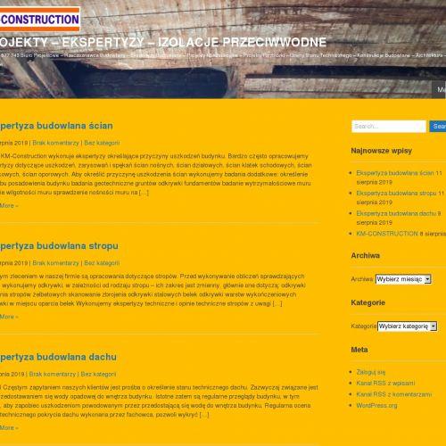 Ekspertyzy techniczne budynków mieszkalnych