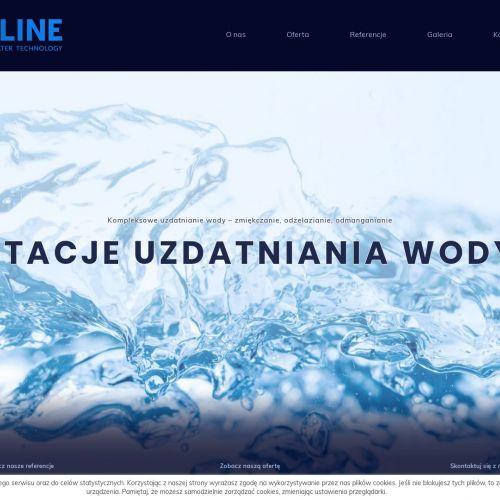 Badania wody na terenie Warszawy