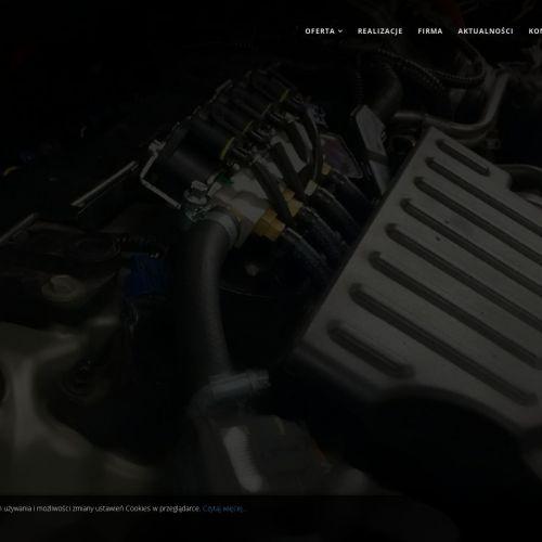 Montaż instalacji gazowej w samochodach