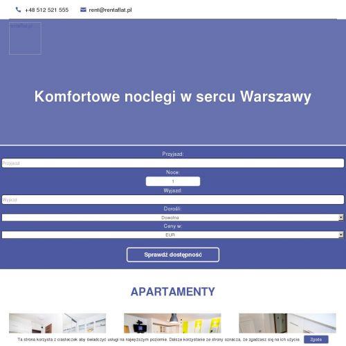 Wynajem pokoju w Warszawie