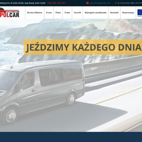 Przewozy osób z Polski do Niemiec