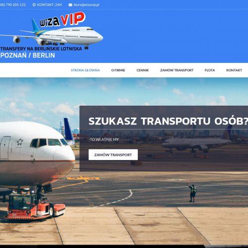 Transport z Poznania na lotnisko Tegel i Schonefeld