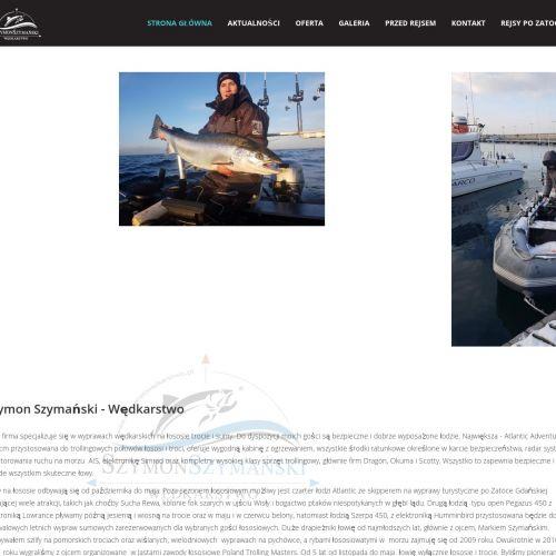 Wyprawy morskie na łososia bałtyckiego
