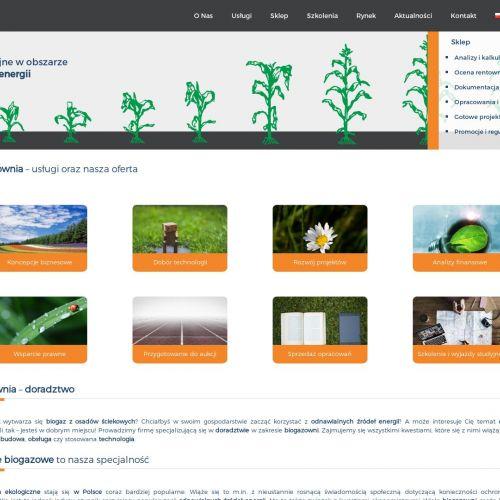 Projekty biogazowni rolniczej