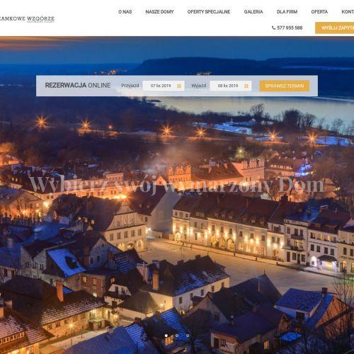 Domek do wynajęcia w Kazimierzu Dolnym