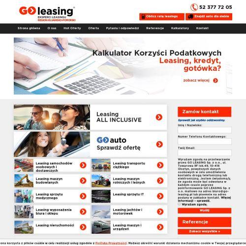 Pośrednicy leasingowi