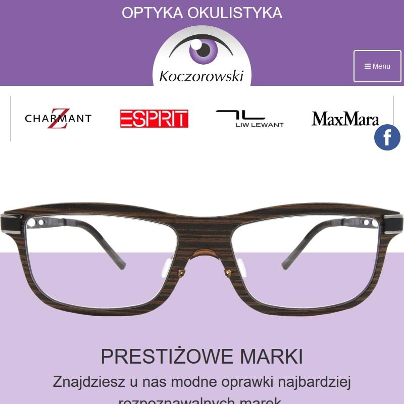 Okulary progresywne i korekcyjne