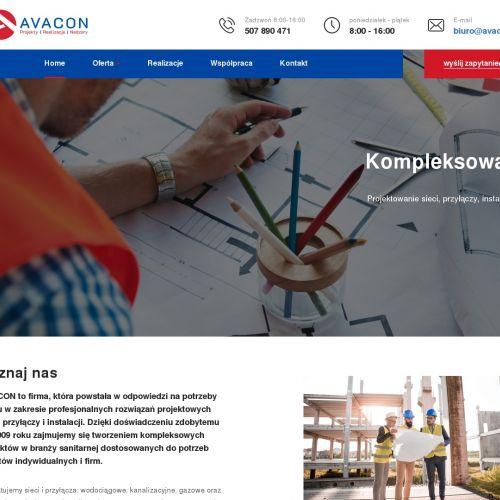 Biuro projektów i realizacji instalacji w Krakowie