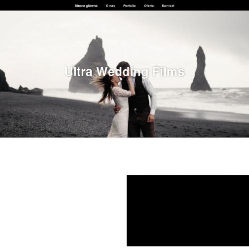 Wideofilmowania ślubów i wesel
