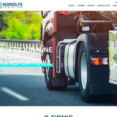 Transport materiałów budowlanych z Polski do Norwegii