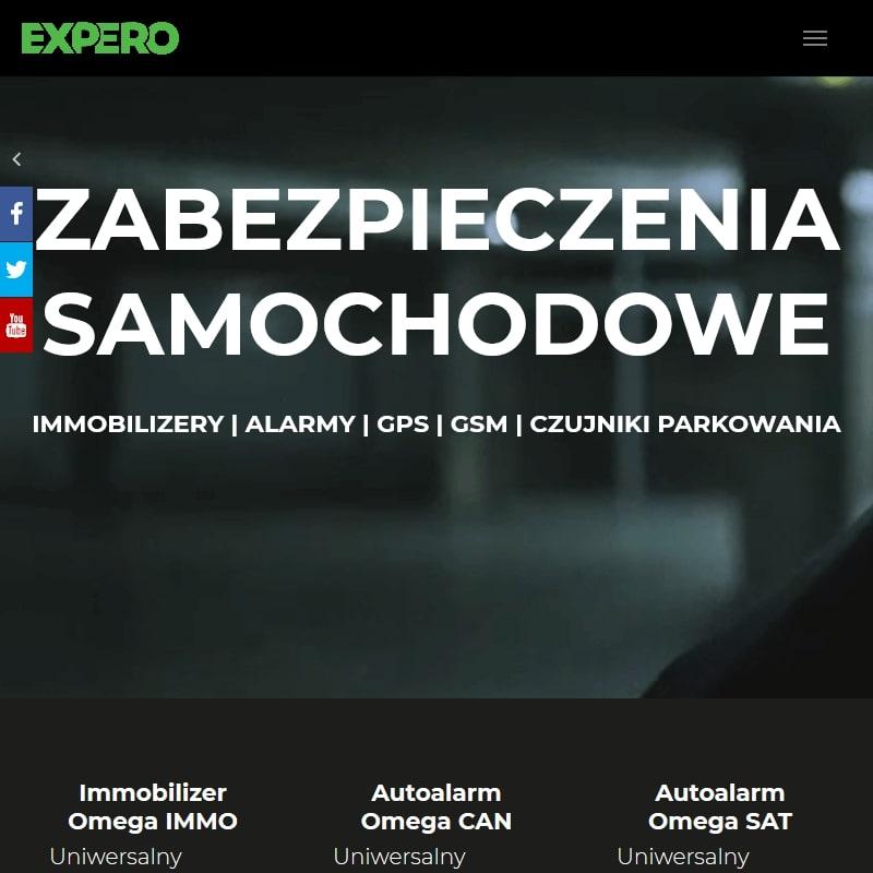Systemy alarmowe do samochodów – Warszawa