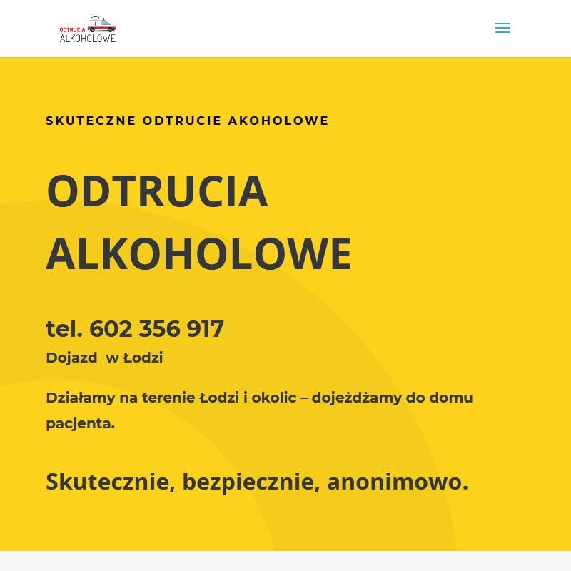 Detoksykacja alkoholowa w Łodzi