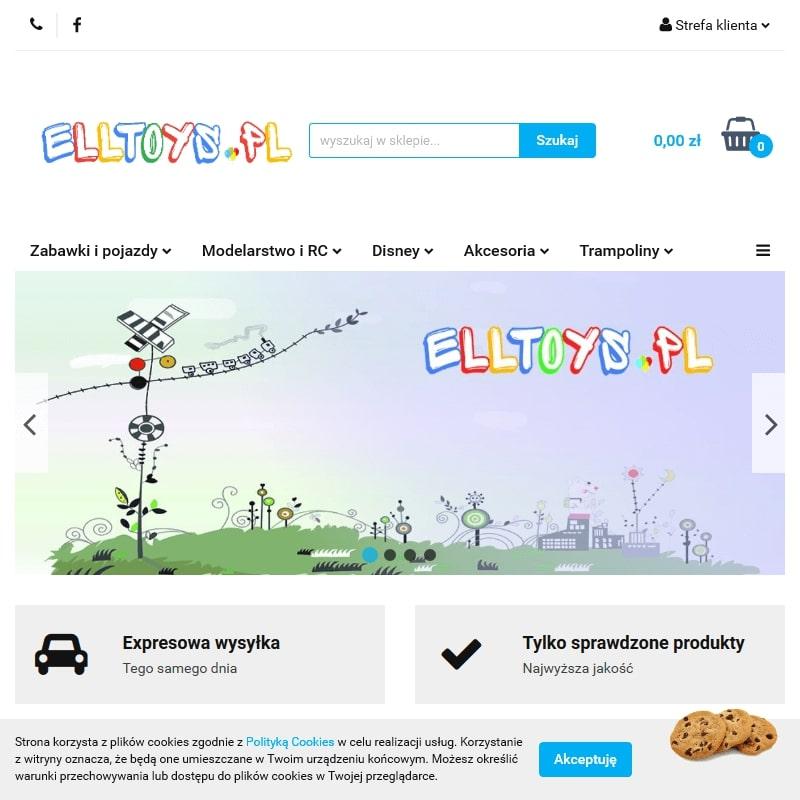 Akumulatorowe samochody dla dzieci