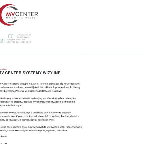 Systemy wizyjne w przemyśle farmaceutycznym