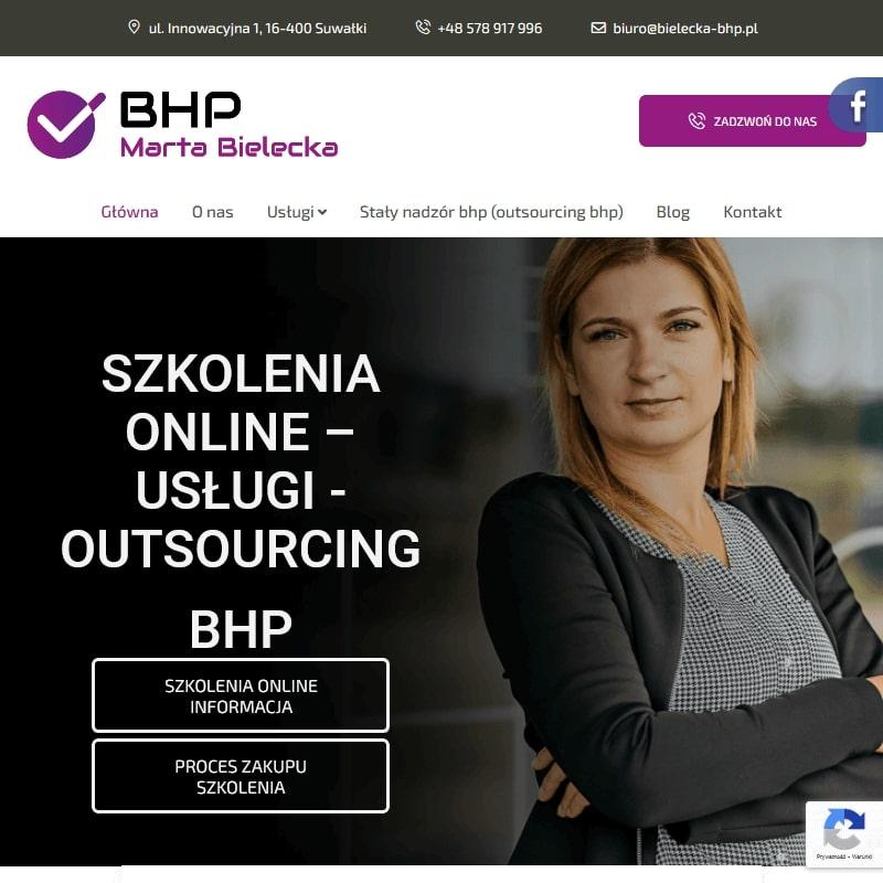 Szkolenia okresowe BHP dla pracowników