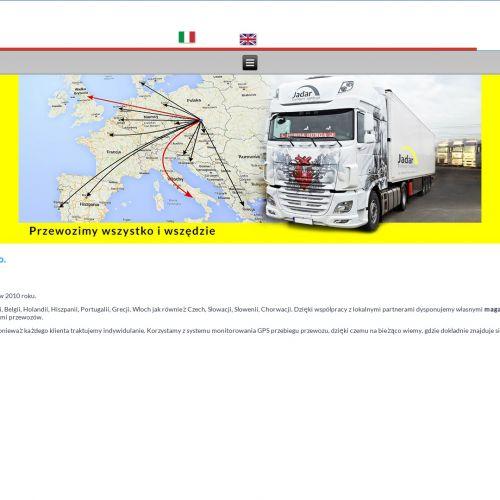 Przewóz towarów do Niemiec