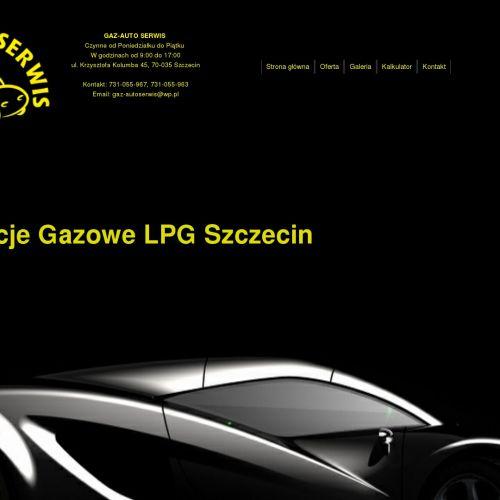 Instalacje LPG – Szczecin