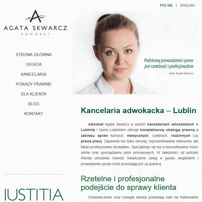 Kompleksowa obsługa prawna - Lublin