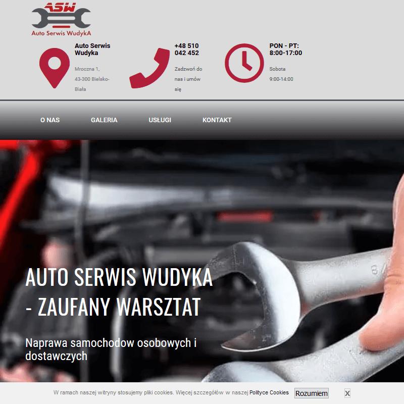 Warsztaty samochodowe w Bielsku-Białej