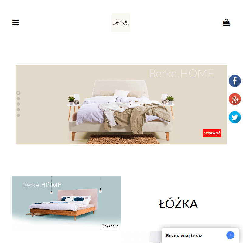 Łóżko młodzieżowe z pojemnikiem na pościel