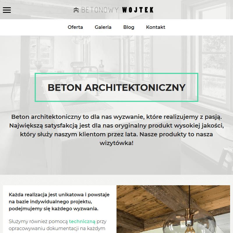 Beton polerowany - Wrocław
