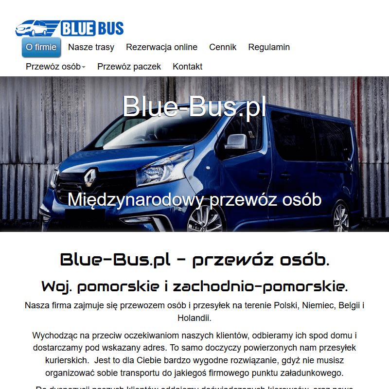 Transport małych grup do Niemiec z Gdańska