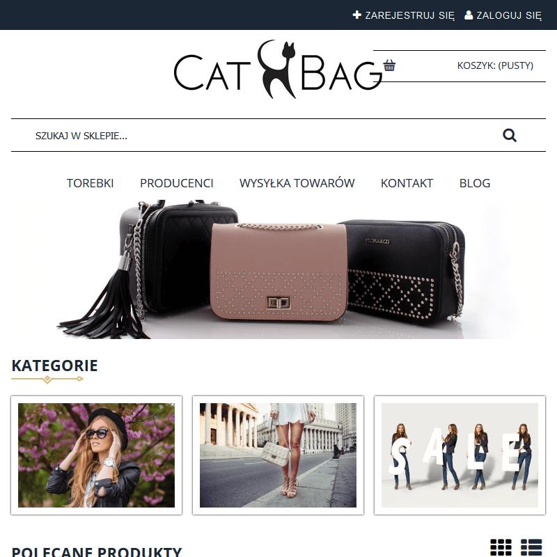 Sklep internetowy z torebkami