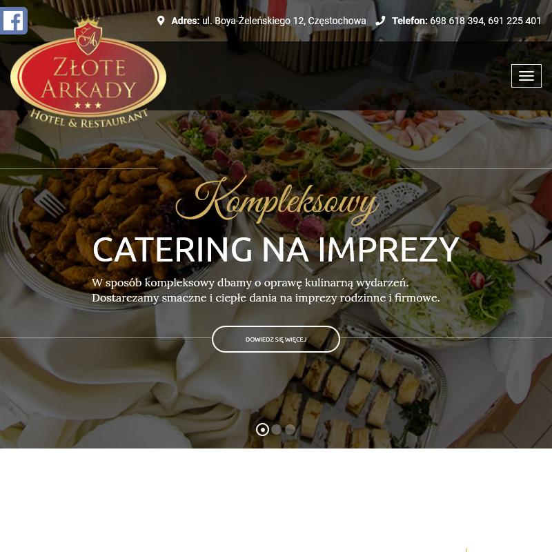 Catering na studniówki - Częstochowa