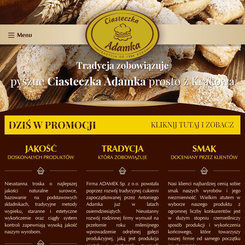 Tradycyjne ciastka - Kraków