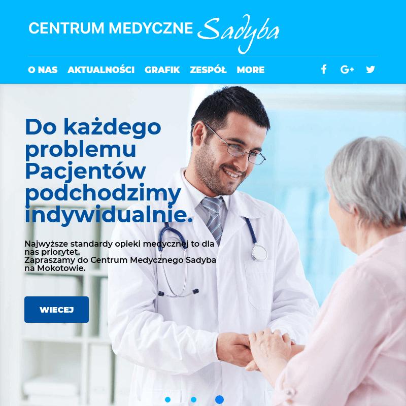 Medycyna rodzinna - Warszawa Mokotów
