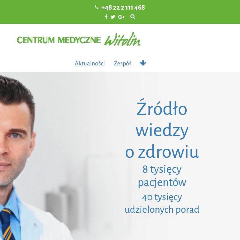 Centrum medyczne - Warszawa