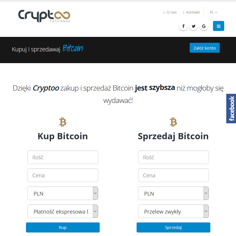 Wymiana Bitcoin