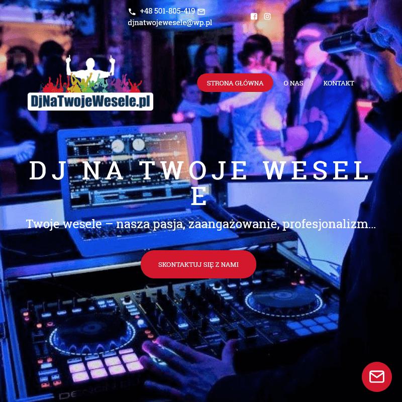 DJ na imprezy okolicznościowe