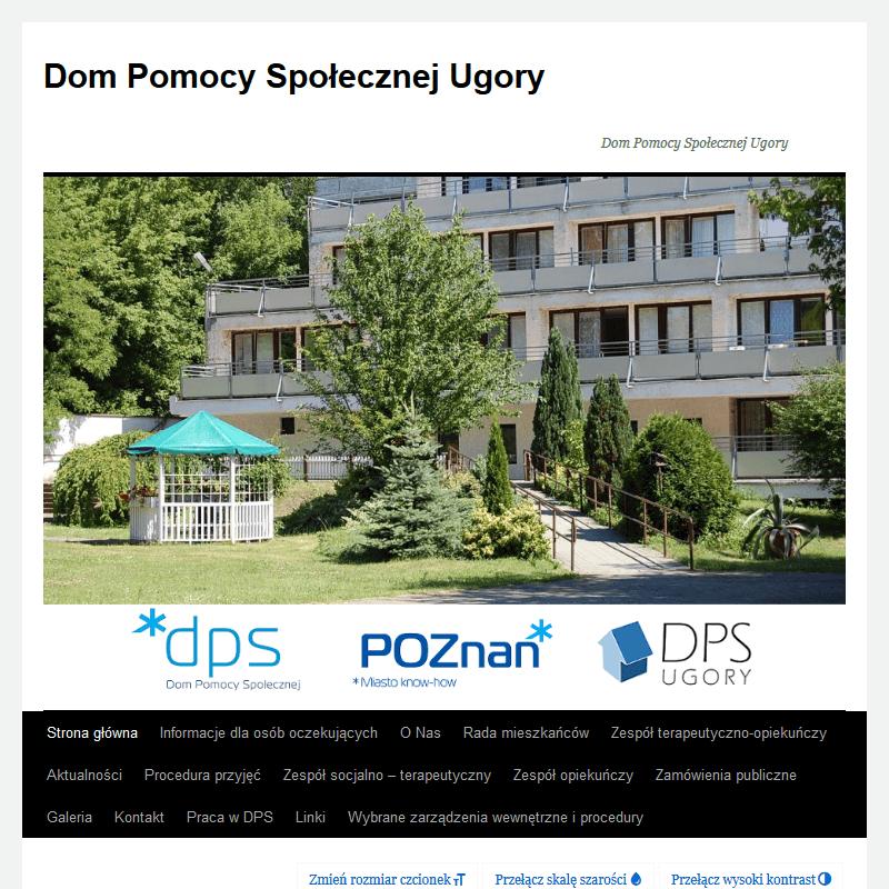 Dom Pomocy i Opieki Społecznej - Poznań