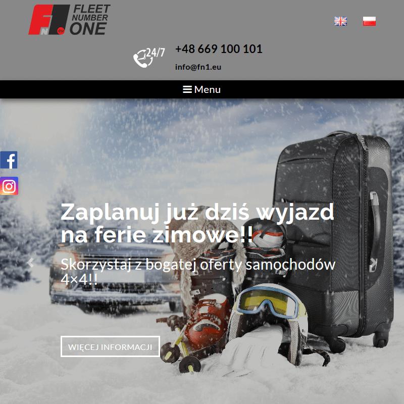 Samochody na wynajem - Warszawa