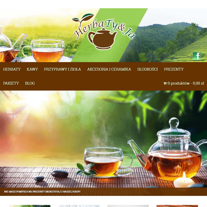 Sklep z herbatami - Legionowo